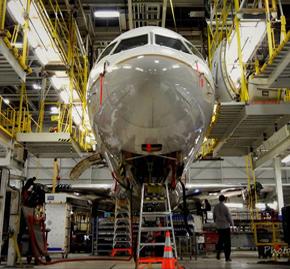 飞机维修及管理人才定制班