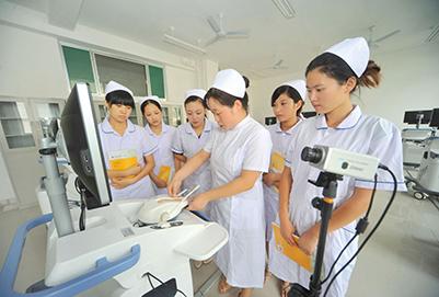 郫县卫校护理专业的就业方向有哪些