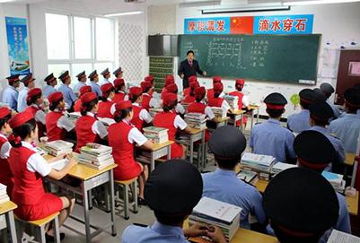 成都轨道交通学校2019年招生简章